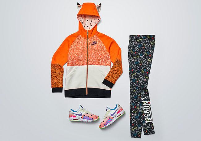 Chehayla Hyatt Nike WMNS Air Max Zero Doernbecher