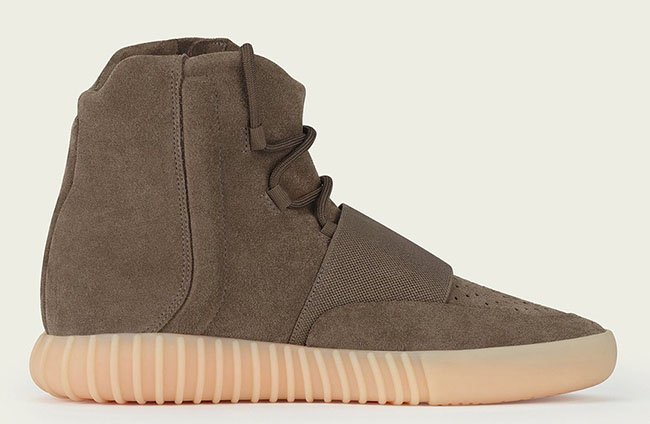 Chocolate Brown Yeezy 750 Boost
