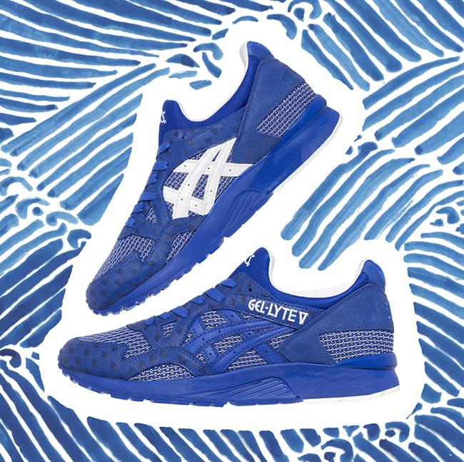 en general Ofensa acerca de  colette x Asics Gel Lyte V Yukata Pack   SneakerFiles