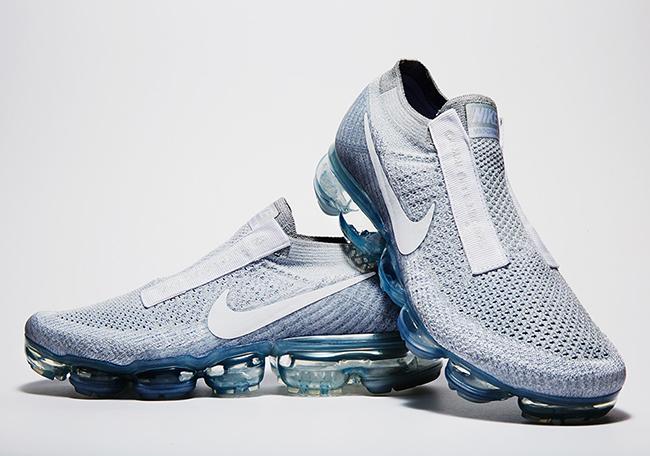 Comme Des Garcons x Nike VaporMax White
