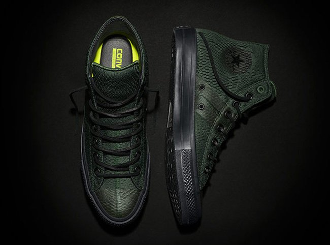 Converse Chuck Taylor II Engineered Mesh Camo Collection