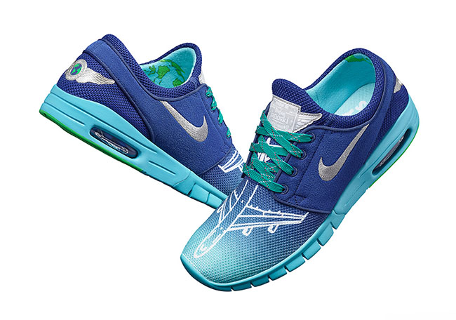 Corwin Carr Nike Stefan Janoski Max Doernbecher