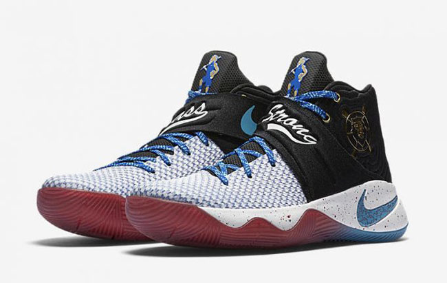 huge discount 8580f 0b7c1 Nike Kyrie 2 Doernbecher Andy Grass Release Date | SneakerFiles