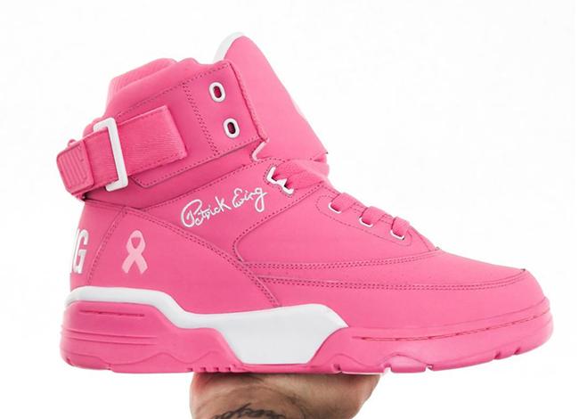 Ewing 33 Hi Breast Cancer Awareness Think Pink