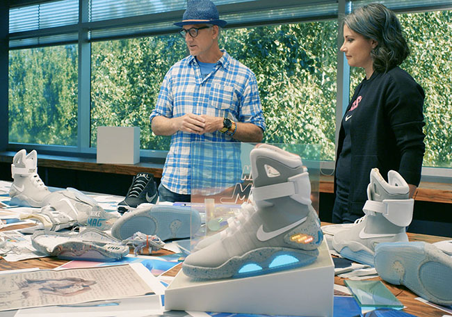 Fiction to Fact Nike Mag