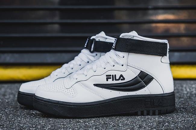 Fila FX-100 White Black