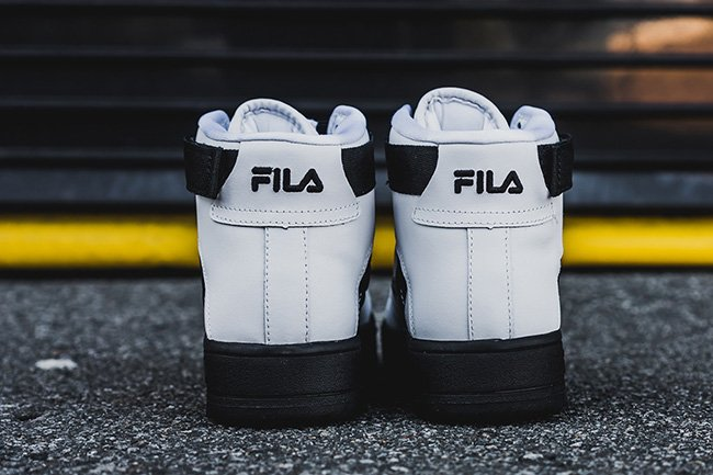 Fila FX-100 White Black