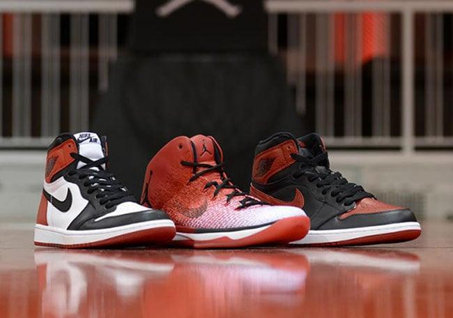 online store 26f79 6f7e7 Foot Locker Air Jordan 1 Black Toe Banned Release | SneakerFiles