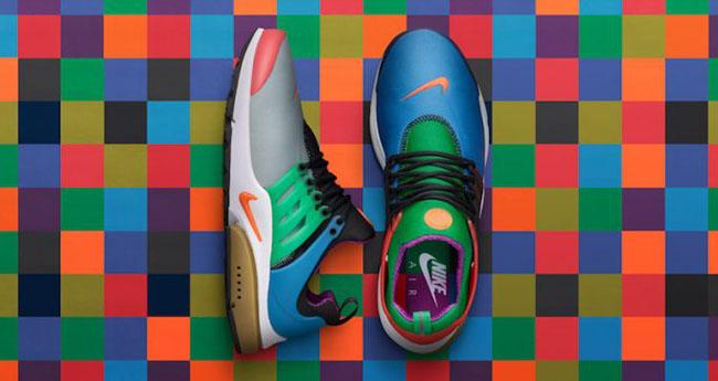 Greedy Nike Air Presto