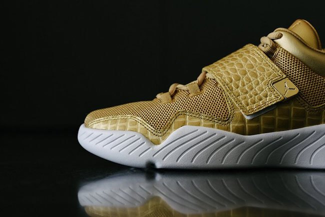 Jordan J23 Metallic Gold