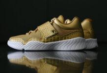 Jordan J23 Metallic Gold