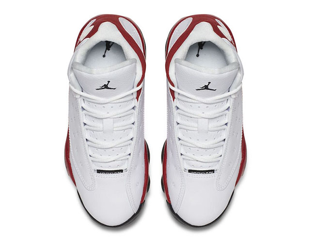 a3fa55ef4b8 Air Jordan 13 Chicago White Red 2017 Release Info