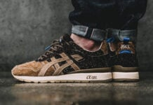 mita sneakers Asics GT II Squirrel