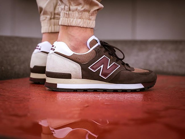 new product 89503 928d5 New Balance 575 Made UK Brown | SneakerFiles