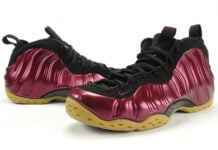 Nike Air Foamposite One Night Maroon Gum Review