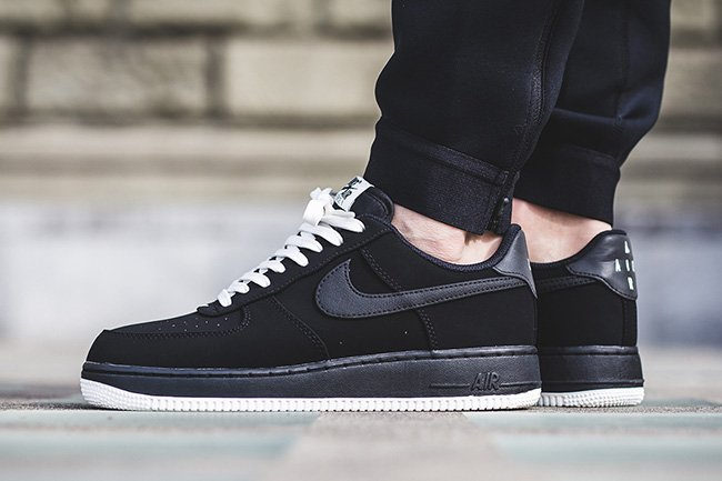 Nike Air Force 1 Low Black White 820266-017