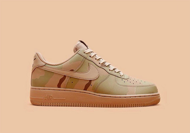 online retailer 5275c df85b Nike Air Force 1 Low Camo Pack