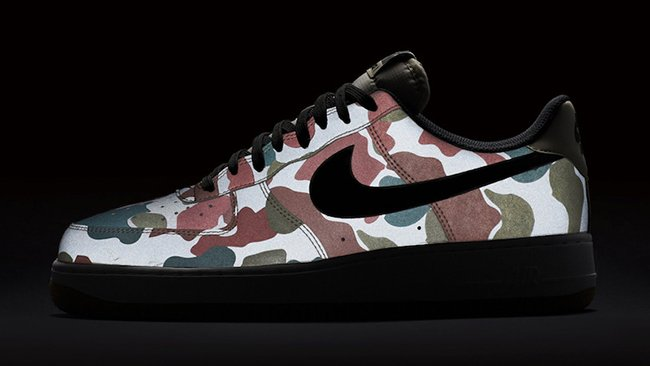 Nike Air Force 1 Low Reflective Camo Release Date