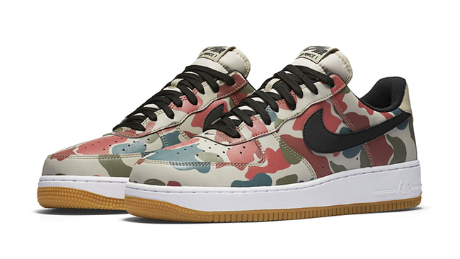 nike air force 1 camouflage