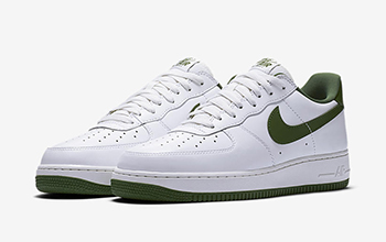 Nike Air Force 1 Low Summit White Green