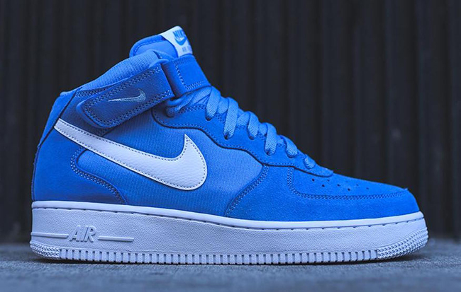 nike air force 1 mid fitting
