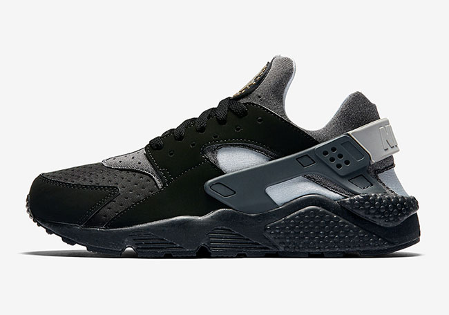 Nike Air Huarache Oakland Raiders