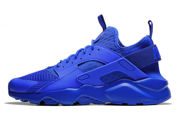 Nike Air Huarache Run Ultra Racer Blue Sneakerfiles