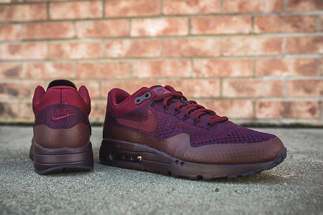 Nike Air Max 1 Ultra Flyknit Grand Purple | SneakerFiles