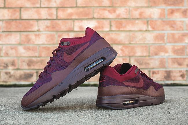 Nike Air Max 1 Ultra Flyknit Grand Purple