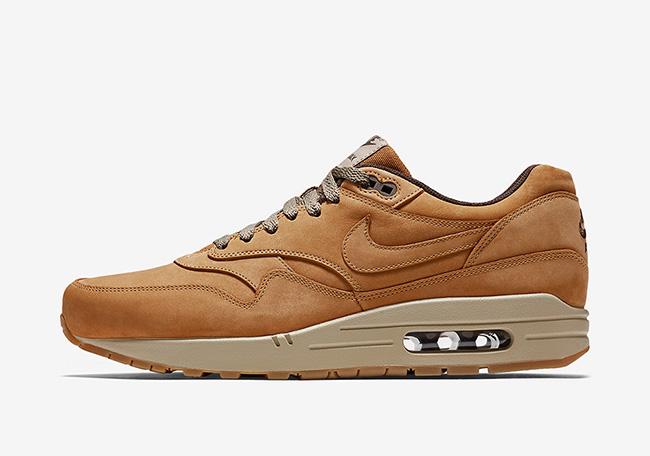 Nike Air Max 1 Wheat 2016