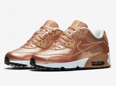 Nike Air Max 90 GS Metallic Bronze