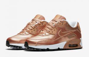 Nike Air Max 90 GS Metallic Bronze