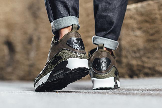 Nike Air Max 90 Utility Dark Loden Green