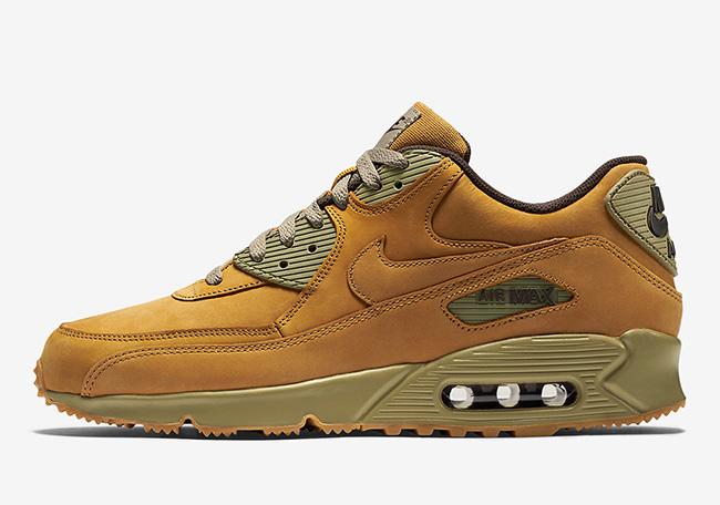 Nike Air Max 90 Wheat 2016