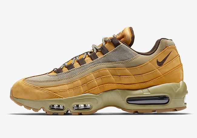 prix compétitif e01fa ae191 Nike Air Max Wheat Collection 2016 | SneakerFiles
