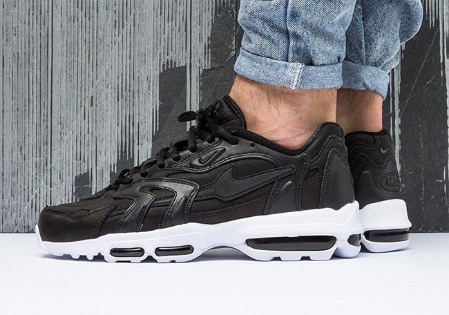 Nike Air Max 96 II XX Black White
