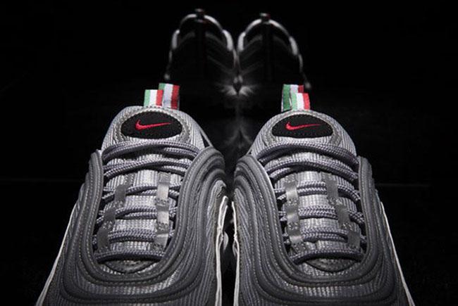 Nike Air Max 97 Silver Bullet Italy