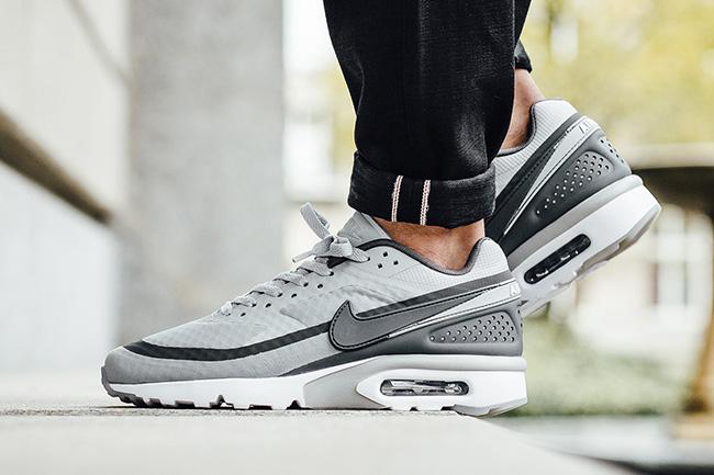 Nike Air Max BW Ultra Wolf Grey Dark Grey