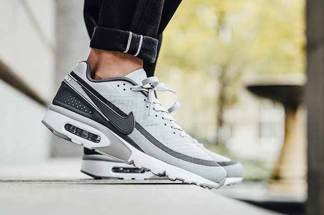 Nike Air Max BW Ultra Wolf Grey Dark Grey 819475 002
