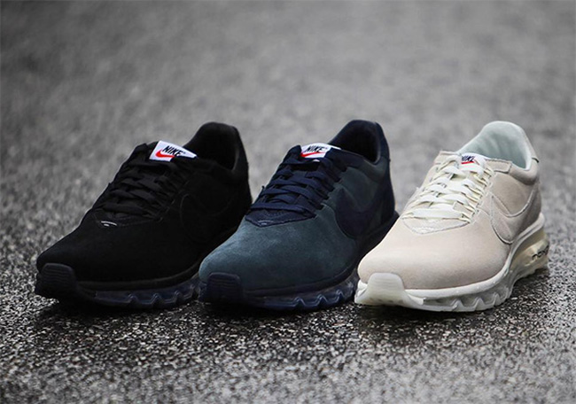 Nike Air Max LD-Zero Suede Pack  8dc52d2bd5bb