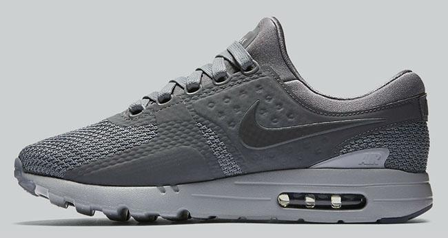 Nike Air Max Zero Cool Grey 789695-003