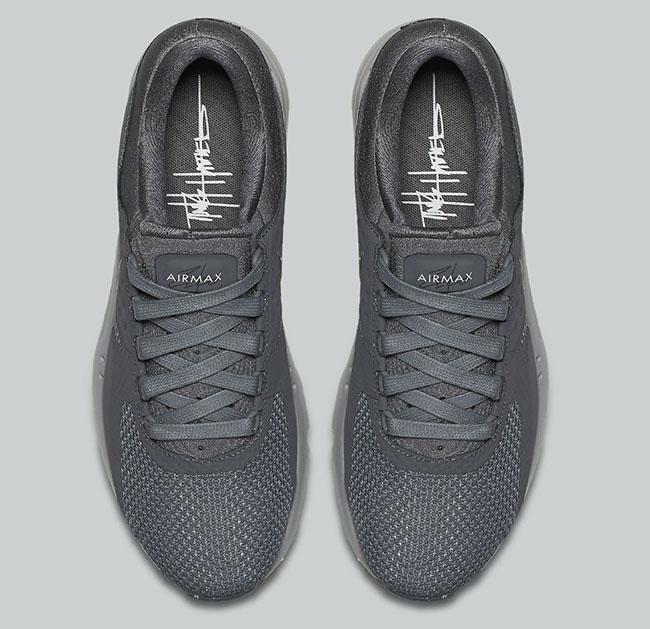 nike air max zero cool grey 789695 003 sneakerfiles