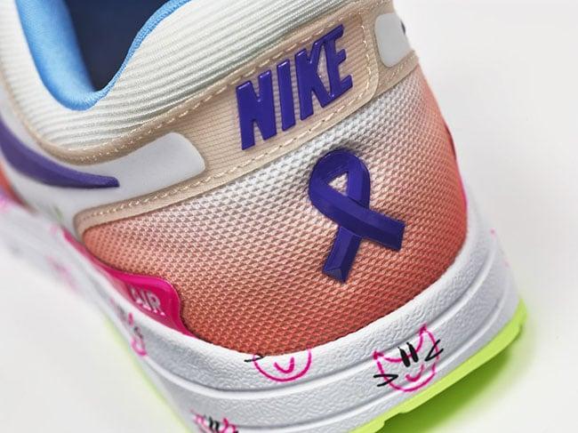 Nike Air Max Zero Doernbecher Chehayla Hyatt
