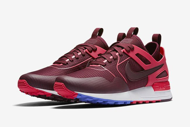 photos officielles 2187e 83007 Nike Air Pegasus 89 Tech Night Maroon | SneakerFiles