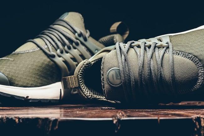 Nike Air Presto Essential (Olive)