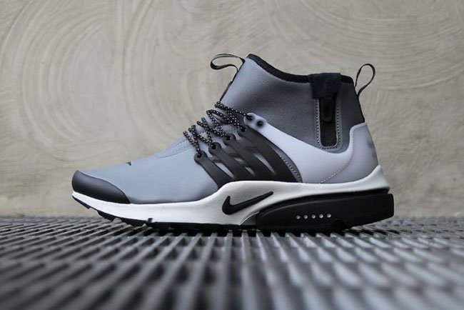 Nike Air Presto Mid Utility Cool Grey