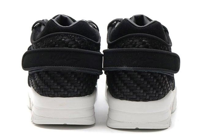 2acb13a4c63c Nike Air Trainer Cruz Black Suede Release Date
