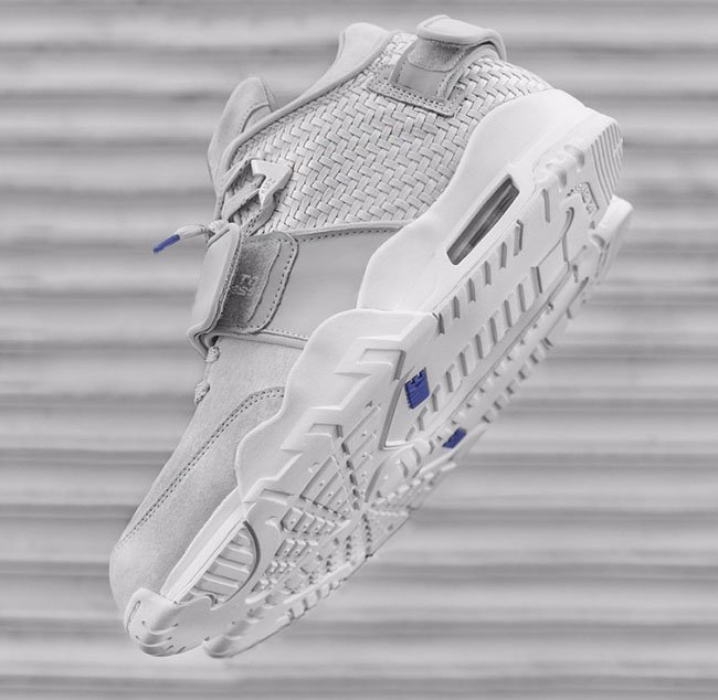 Nike Air Trainer Cruz Light Bone Blue