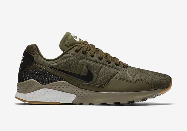 Nike Air Zoom Pegasus 92 Ripstop Nylon Olive