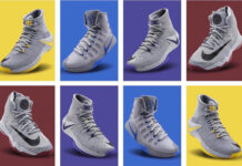 Nike Basketball 2016 NBA Tip-Off PE